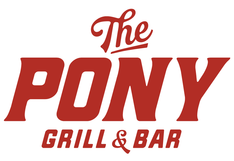 The Pony Grill and Bar, Sheridan, Wyoming | Logo